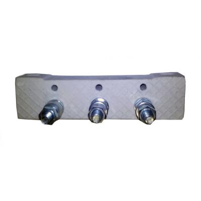 Колодка керамическая КЭ-0,15 с крепежом