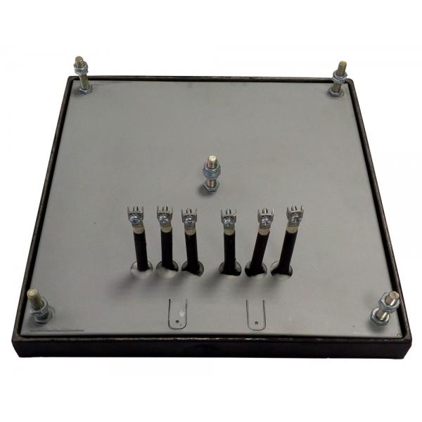 Конфорка трех тэновая КЭТ-0,09/3 кВт для плиты АБАТ