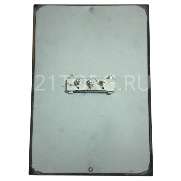 Конфорка спиральная КЭ-0,12/3кВт (Тулаторгтехника) 415х290 мм