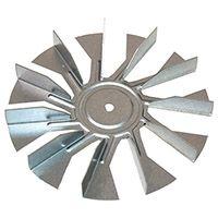 Крыльчатка вентилятора (металлическая) для духовки Zanussi 3581960980