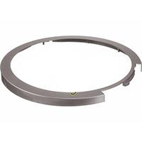 Обрамление люка внешнее серебристое к стиральным машинам Bosch 661609