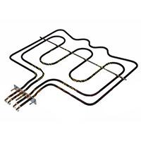 Тэн (нагревательный элемент) верхний (гриль) для духовки Electrolux 3427601210