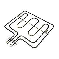 Тэн (нагревательный элемент) верхний (гриль) для духовки Electrolux 3570355010