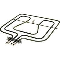 Тэн (нагревательный элемент) верхний (гриль) для духовки Electrolux 3970129015