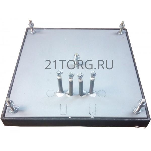 Конфорка двух тэновая КЭТ-0,09/2,5 кВт для плиты ИТЕРМА